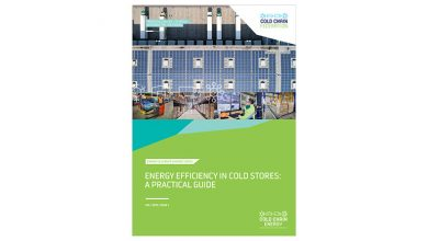 Photo of Guide to energy efficiency in cold stores