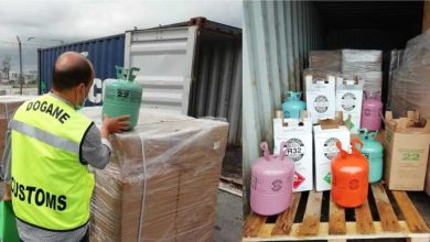 Photo of Italian customs seize 3.7 tonnes of illegal refrigerant