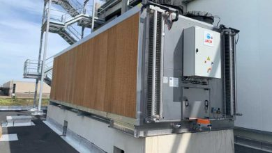 Photo of AzteQ offers Jacir hybrid ammonia condensers