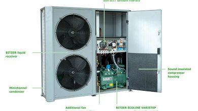 Photo of Bitzer Ecolite now on A2L refrigerants