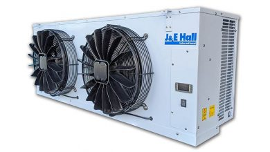 Photo of J&E Hall extrends cellar cooler options