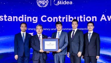 Photo of Midea wins award for R290 air conditioners