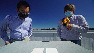 Photo of Radiative cooling paint could reduce the need for air conditioning