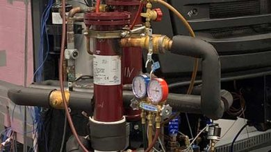 Photo of Sensor monitors oil circulation ratio in real time