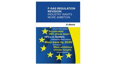 Photo of Study backs more ambitious F-gas regulation
