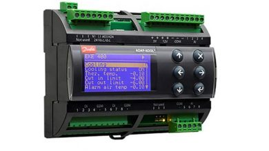 Photo of Danfoss updates EKE 400 evaporator controller