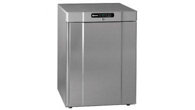 Photo of Compact fridge/freezer adds smart control