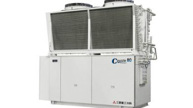 Photo of MHI to launch 80hp CO2 condensing unit