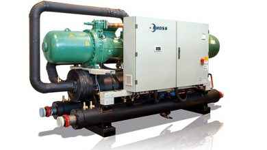 Photo of Rhoss latest with R513A chillers