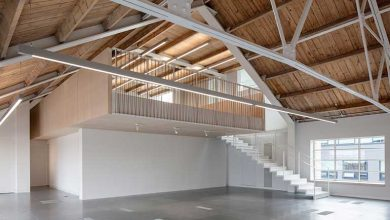 Photo of Underfloor AC transforms former warehouse