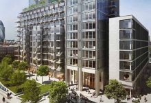 Photo of Carrier fan coils in prestige London development
