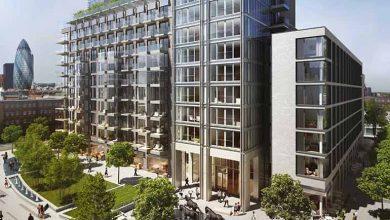 Photo of Carrier fan coils in prestige London development