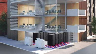 Photo of Mitsubishi offers VRF-based data centre cooling