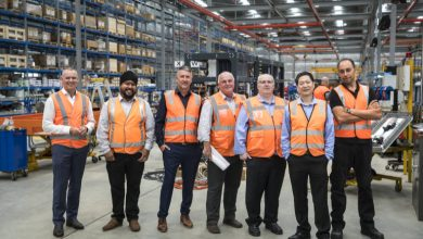 Photo of Beijer Ref Australian facility opens