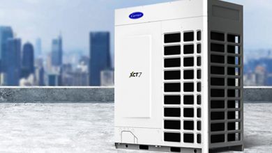 Photo of Carrier extends XCT7 VRF system to Europe