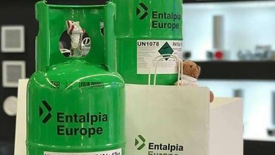 Photo of DuctStation to supply Entalpia refrigerants
