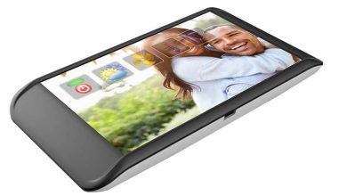 Photo of Toshiba updates the mini TouchScreen