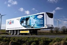 Photo of All-electric autonomous refrigerated trailer comes to the UK