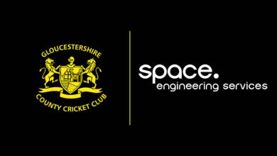 Photo of Space extends Gloucestershire Cricket sponsorship