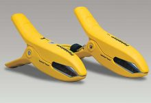 Photo of Fieldpiece offers largest jaw clamps
