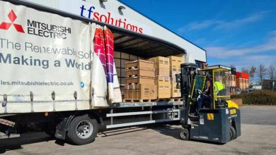 Photo of TF Solutions now stocking Mitsubishi Electric