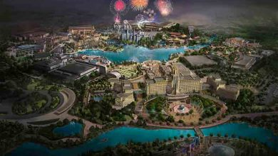 Photo of Universal Studios Beijing adopts R448A