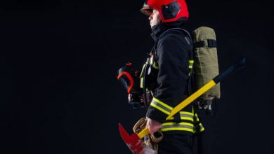Photo of Firefighter training addresses A2L hazards