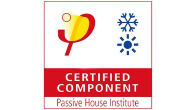 Photo of Panasonic units receive Passive House certification