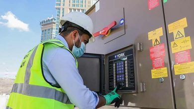Photo of Makkah refurb project sees installation of 41 York chillers