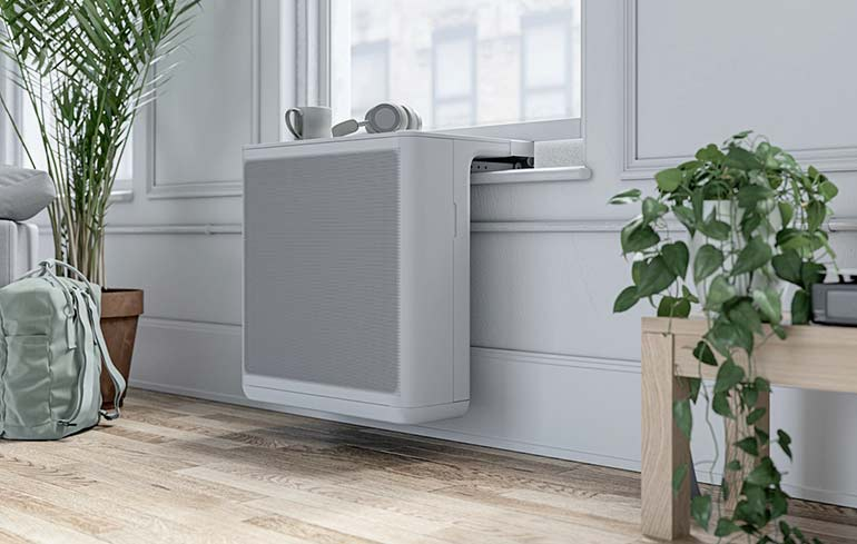 Gradient rethinks the window air conditioner - Cooling Post